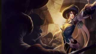 LoL - Music for playing as Fiora (Feelings are true)