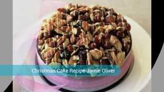 Awesome Christmas Cake Recipe