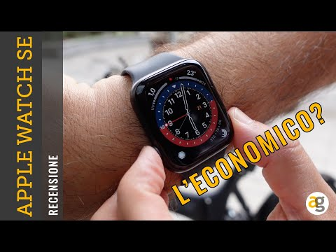 Recensione APPLE WATCH SE l'economico?