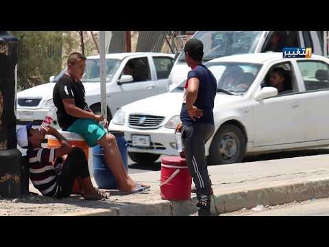 شاهد بالفيديو.. شرطة كركوك تمنع الشباب من ارتداء