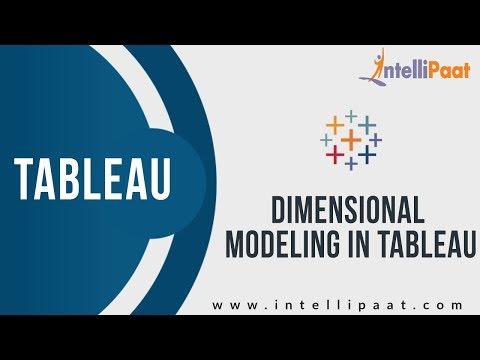 Dimensional Modeling   Tableau Tutorial   Online Tableau Training ...