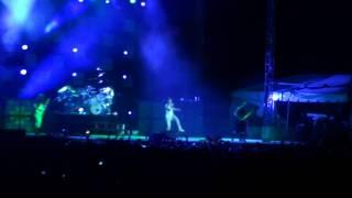 "311 Live ""Electricity"" @ 311 Pow Wow Festival 2011"