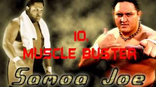 TOP 30 TNA FINISHERS