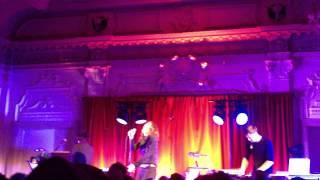 Alison Moyet (Yazoo) - electro jazz + State Farm (Live at Shepherds Bush Hall, London 18/04/2013)