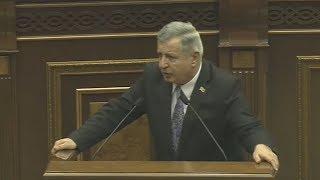 ԱԺ- ում գոյություն ունի այլևս ասելիք և անելիք չունեցող խմբակցություն․  Սերգեյ Բագրատյան