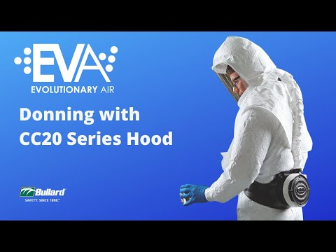 EVA - Donning with CC20 Series Hoods