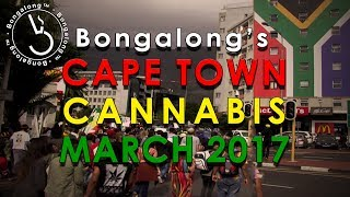 BONGALONG's Cape Town Cannabis March 2017
