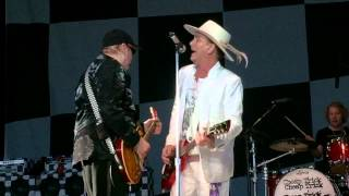 Cheap Trick Toronto Aug 5 2015  Ain't that a shame