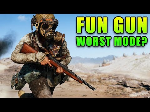 New MAB 38 SMG! + Outpost Worst Game Mode Ever? | Battlefield V