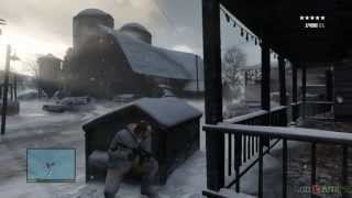 GTA V PS3 Gameplay / Walkthrough / Playthrough / 1080P Part 1 - Intro