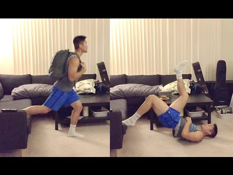 HOME Jump Training Workout