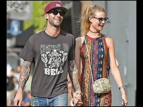 Adam Levine Wife Behati Prinsloo, She is ex girlfriend 2014