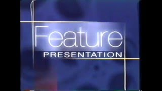 Touchstone Home Video – Feature Presentation (2001) Company Logo (VHS Capture)