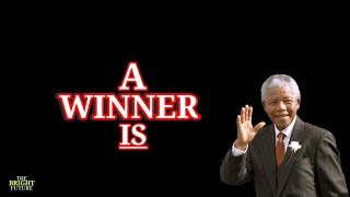 A Winner is a dreamer Who - Nelson Mandela | Motivational quotes status video