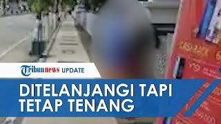 Kronologi Video Viral Wanita Ditelanjangi di Jalan, Banyak Warga Lihat tapi Pelaku Tetap Tenang