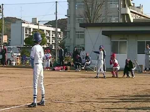 幡多小学校vs竜之口小学校 スポ少 財田小学校招待試合