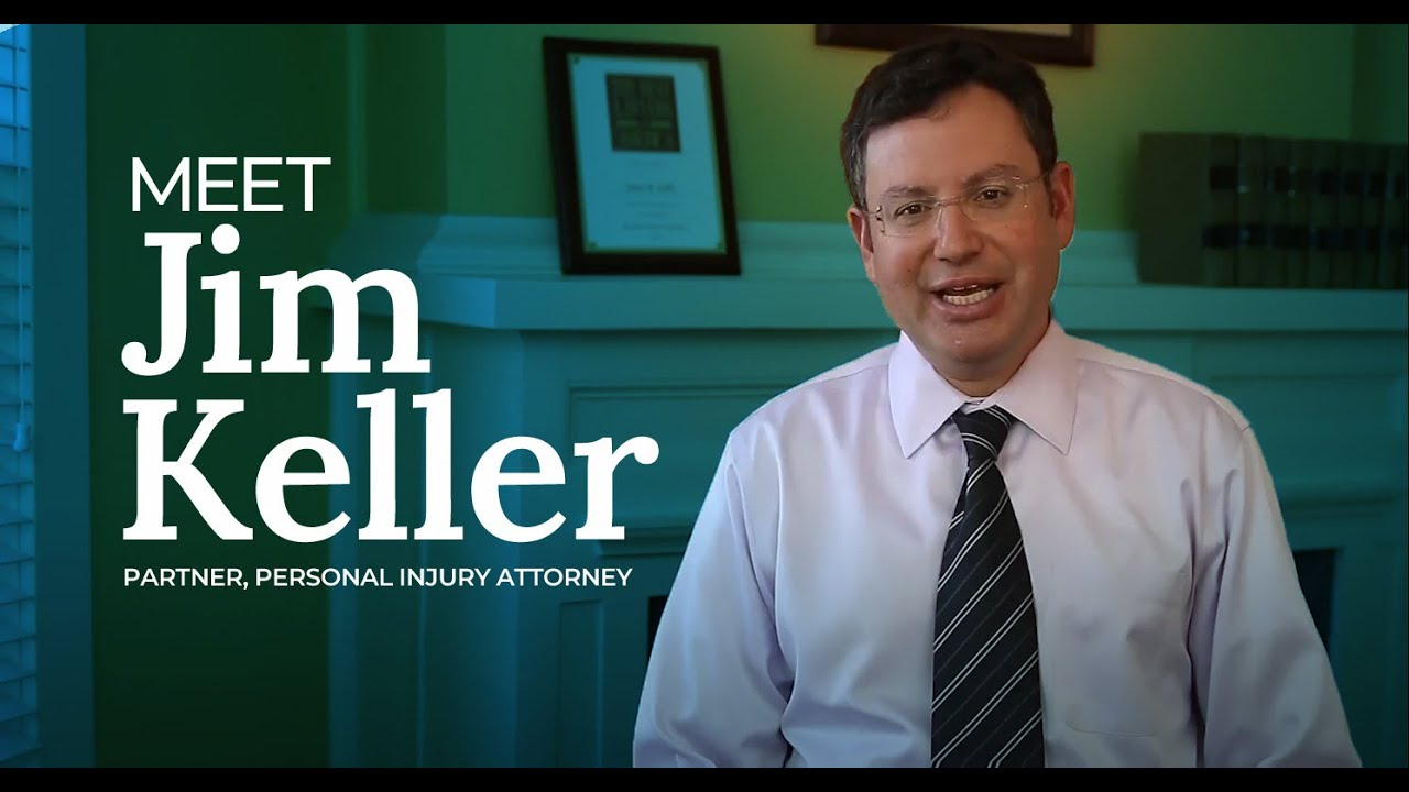 Attorney Jim Keller Discusses His Start as a Personal Injury Lawyer
