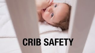 Crib Safety. How to choose the right crib for your baby?