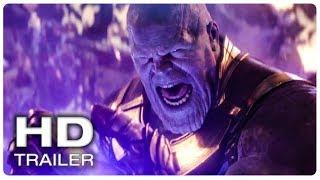 AVENGERS 4 ENDGAME Final Stake Against Thanos Trailer NEW 2019 Marvel Superhero Movie HD
