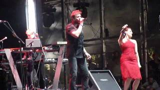 "DURAN DURAN live @ Coachella Festival 2011 ""Safe ( In The Heat Of The Moment)""."