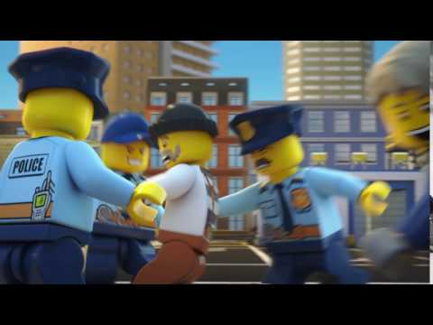 Police Academy Welcome To The Force Lego City Lego Thfilmpro