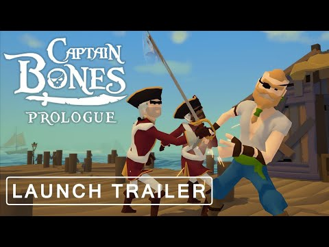 Steam海盜冒險《骨頭船長》開放試玩