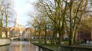 Vlaanderen Vakantieland: Vincent In Kunststad Brugge