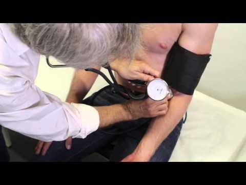 Nieren-Hypertonie-Behandlung