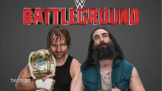WWE Battleground 2017 Custom Theme Song: 'Unstoppable' by The Score