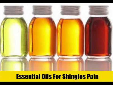 Video 8 Natural Cures For Shingles Pain