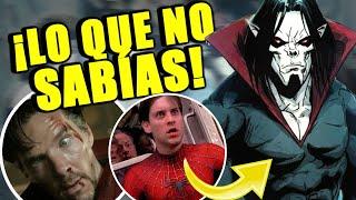 Morbius El vampiro más letal de Sony y Marvel ¿Quién es este personaje del Spider-Man Universe?