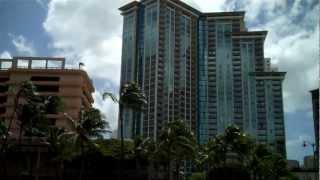 preview picture of video '1888 Kalakaua + Allure Waikiki  Ala Wai Canal'