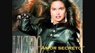 "Video thumbnail of ""Lucero ""Amor secreto"""""