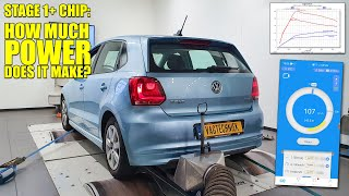 Custom ECU Tune & Dyno with the Polo Bluemotion! (with Dragy) Stage 1+ Chiptuning by VAGtechniek