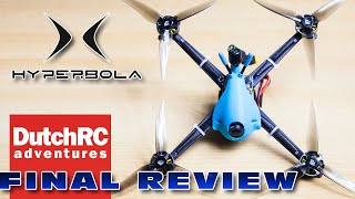 The Ultra Light HyperBola 5 from BrotherHobby! - FINAL REVIEW