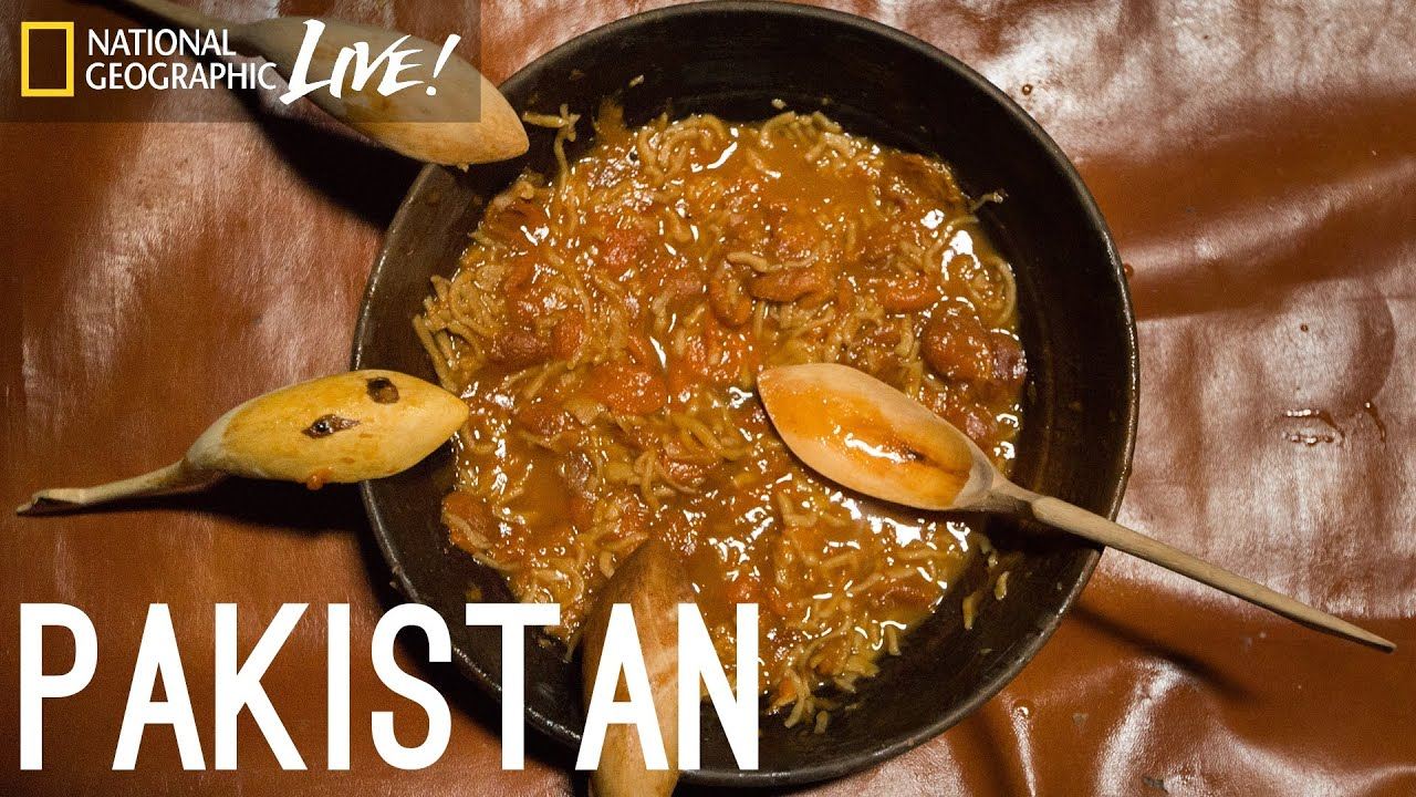 We Are What We Eat: Pakistan | Nat Geo Live thumbnail