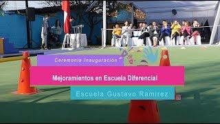 Mejoramientos en Escuela Gustavo Ramírez