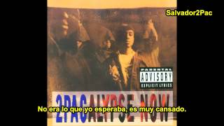 2Pac - If My Homie Calls (Subtitulada en Español) HD