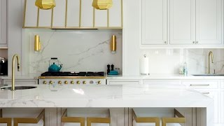 Interior Design — Tour A Parisian-Inspired Family Home