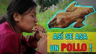 COMO ASAR UN POLLO EN EL CERRO | NANCY RISOL