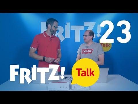 NAS mit der FRITZ!Box – Deine eigene Cloud zu Hause | FRITZ! Talk 23