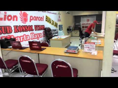 Lion Express / Lion Parcel Jakarta - Blok M Square
