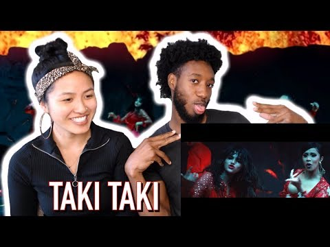 DJ SNAKE - TAKI TAKI FT. SELENA GOMEZ, OZUNA, CARDI B | MUSIC VIDEO REACTION
