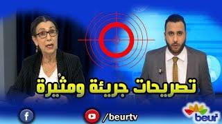 لويزة حنون تتكلم عن العهدة الخامسة وعلى الحراك الشعبي والمظاهرات