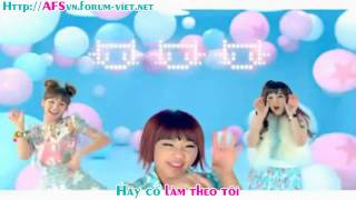 [Vietsub] Try to copy me / Try to follow me - 2NE1 CF CORBY F [HD]
