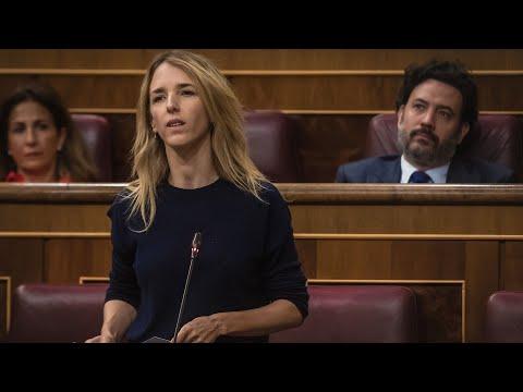 """Álvarez de Toledo a Calvo: """"¿Van a convocar en julio otra mesa de negociación con los separatistas?"""""""