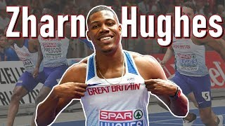 Zharnel Hughes - Sprinting Montage