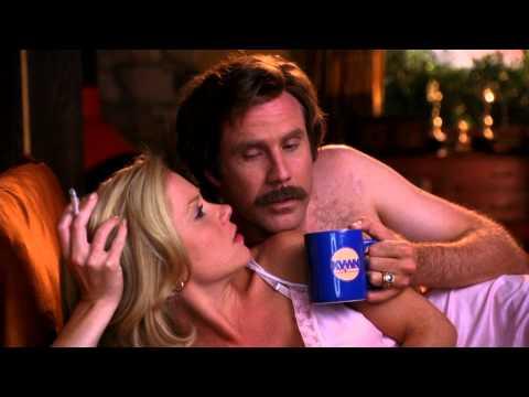 Anchorman: The Legend of Ron Burgundy Movie Trailer