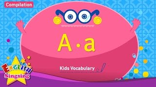 Kids từ vựng biên soạn - Words bắt đầu với A, một