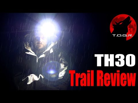 Limited Performance – ThruNite TH30 Headlamp Review